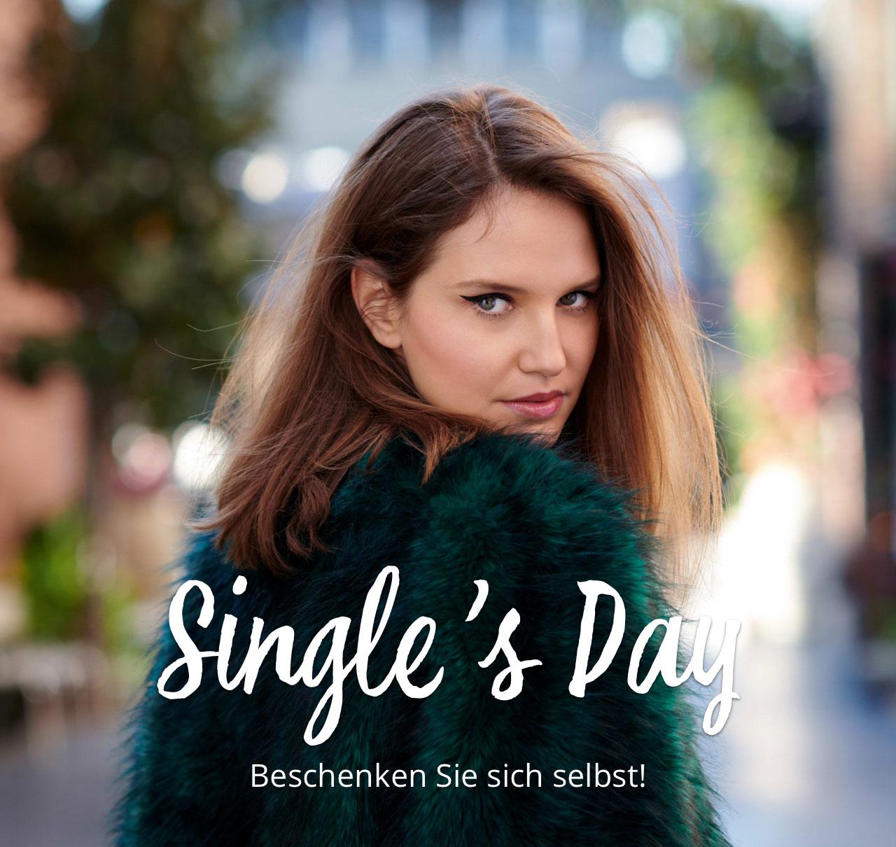 Single's Day Beschenken Sie sich selbst!